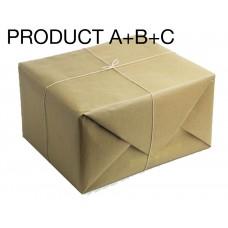 Product Kit A+B+C